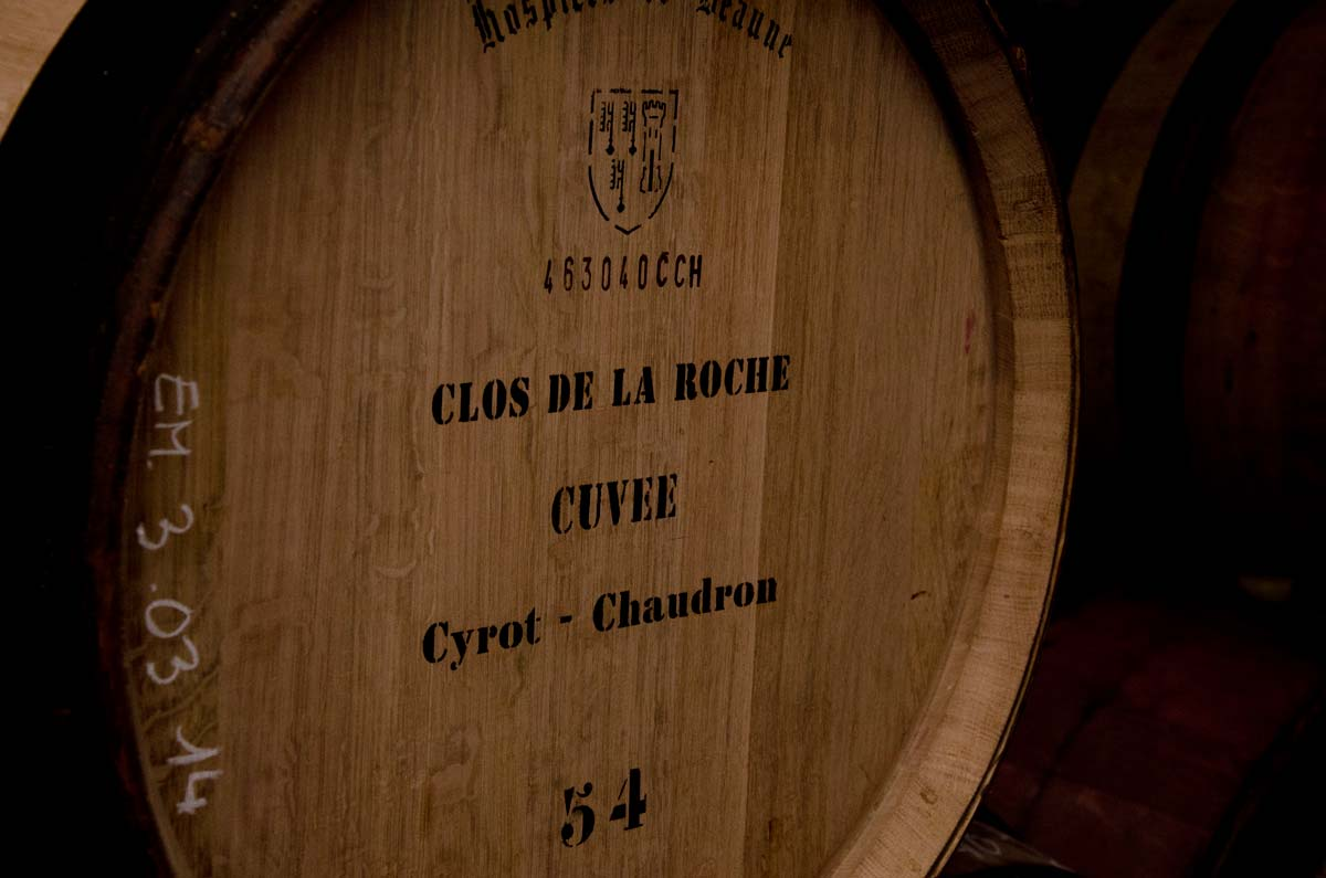 Video: the art of ageing Hospices de Beaune wines at Albert Bichot