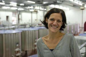 Ludivine Griveau, Hospices de Beaune winemaker