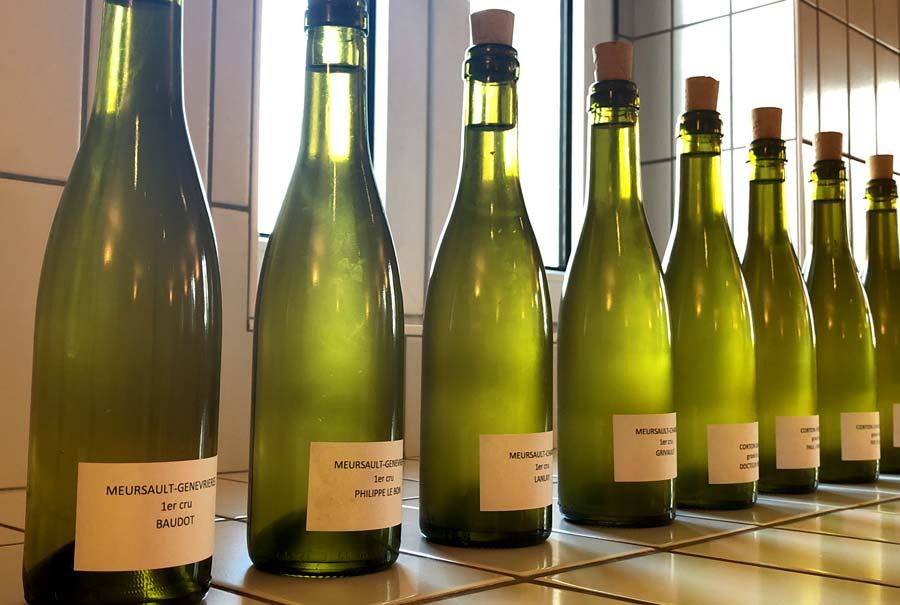 vins blancs Hospices de Beaune Bourgogne
