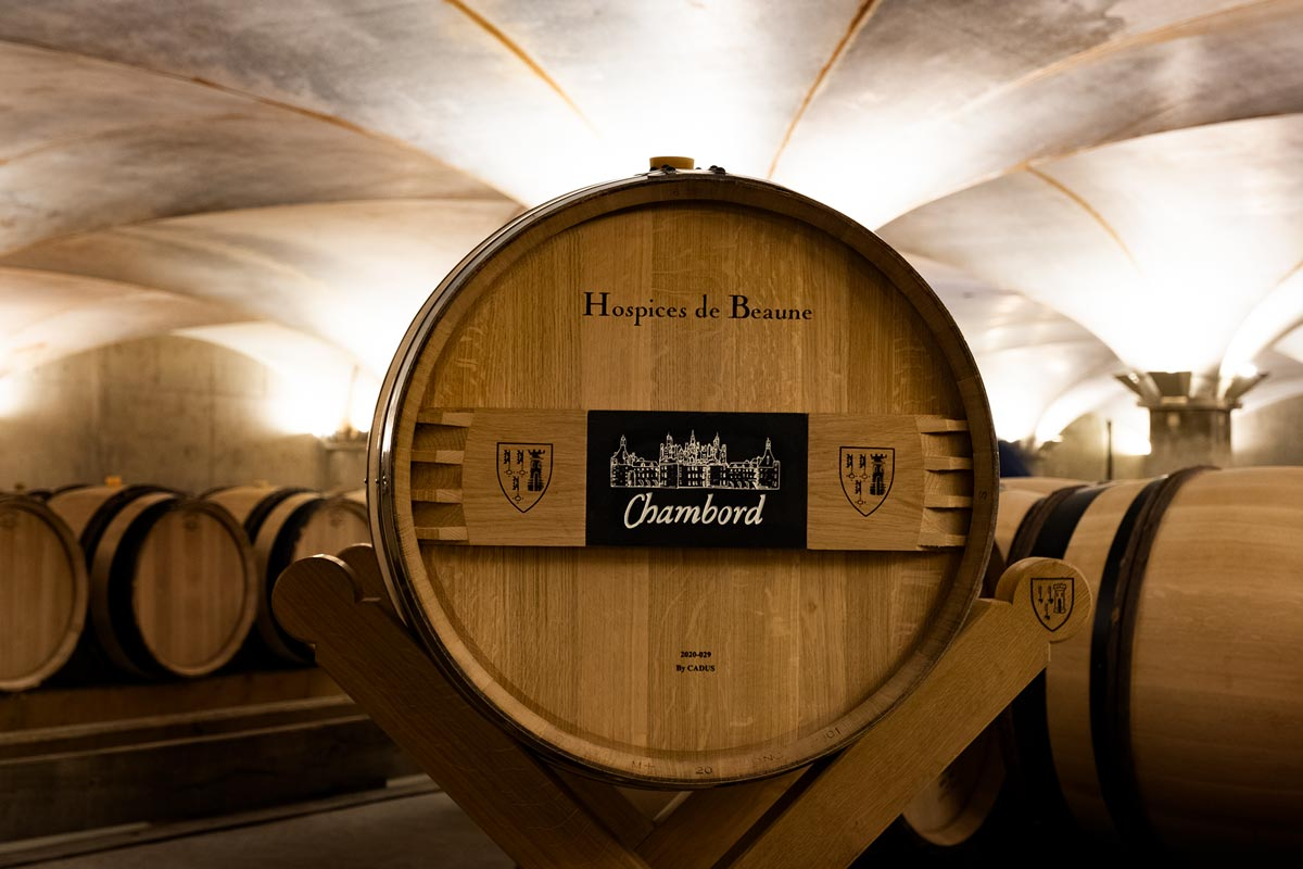 Hospices de Beaune 2020 results: Albert Bichot buys the Presidential barrel and remains first buyer