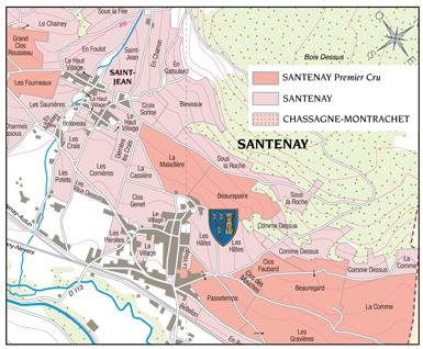 Santenay-Christine-Friedberg