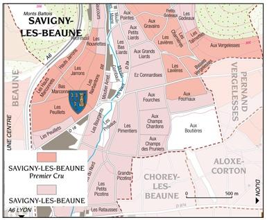 Savigny-lès-Beaune-1er-Cru-Arthur-Girard