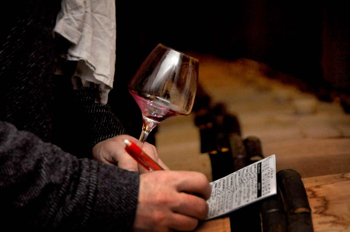 Dégustation des 50 vins des Hospices 2019 avant les enchères